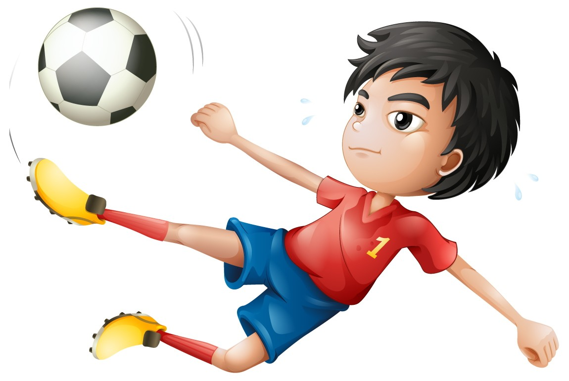 Soccer. Free Cartoon Images • Elsoar Girl Volleyball Player Clipart ...