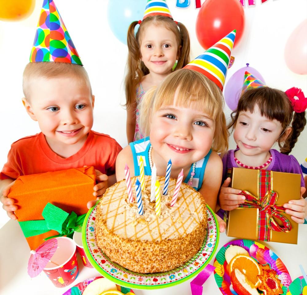 happy birthday party: