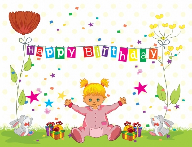 Kids Happy Birthday Images, Quotes