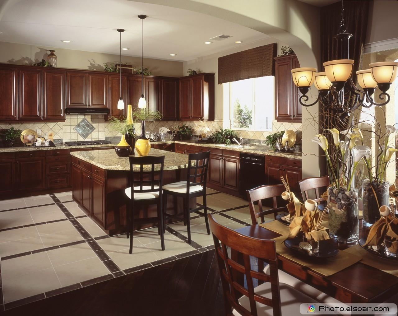 Kitchen Interior Design, Free Images