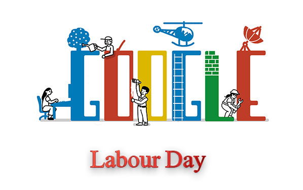 workers day wallpaper, Hari buruh, Labour Day, วันแรงงาน , labor day 2013 wallpaper, Ngày Quốc tế Lao động, Google Doodle, May 1, 2013