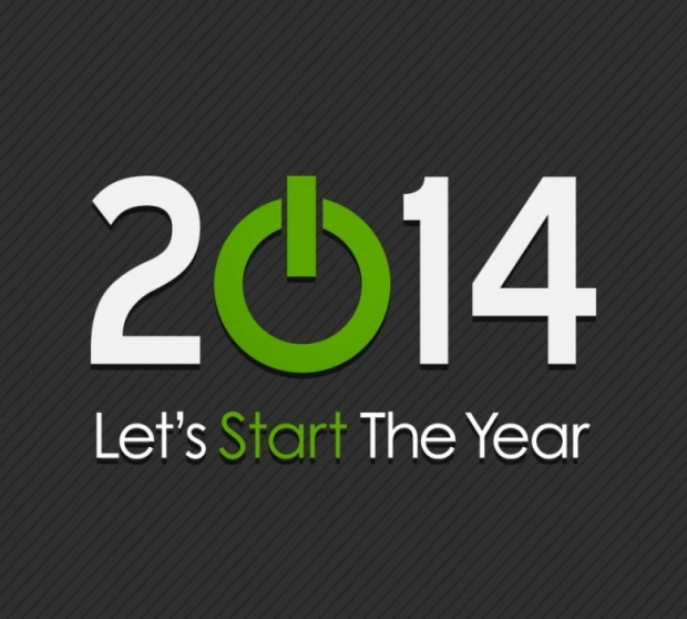Lets Start The Year 2014 1