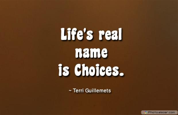 Life's real name