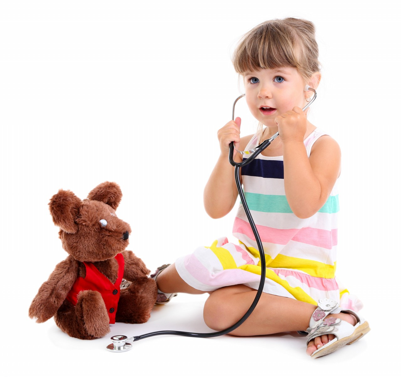 kids playing a doctor very cute high definition photos elsoar