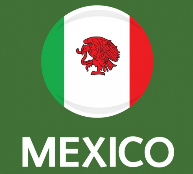 Mexico Flag FIFA World Cup
