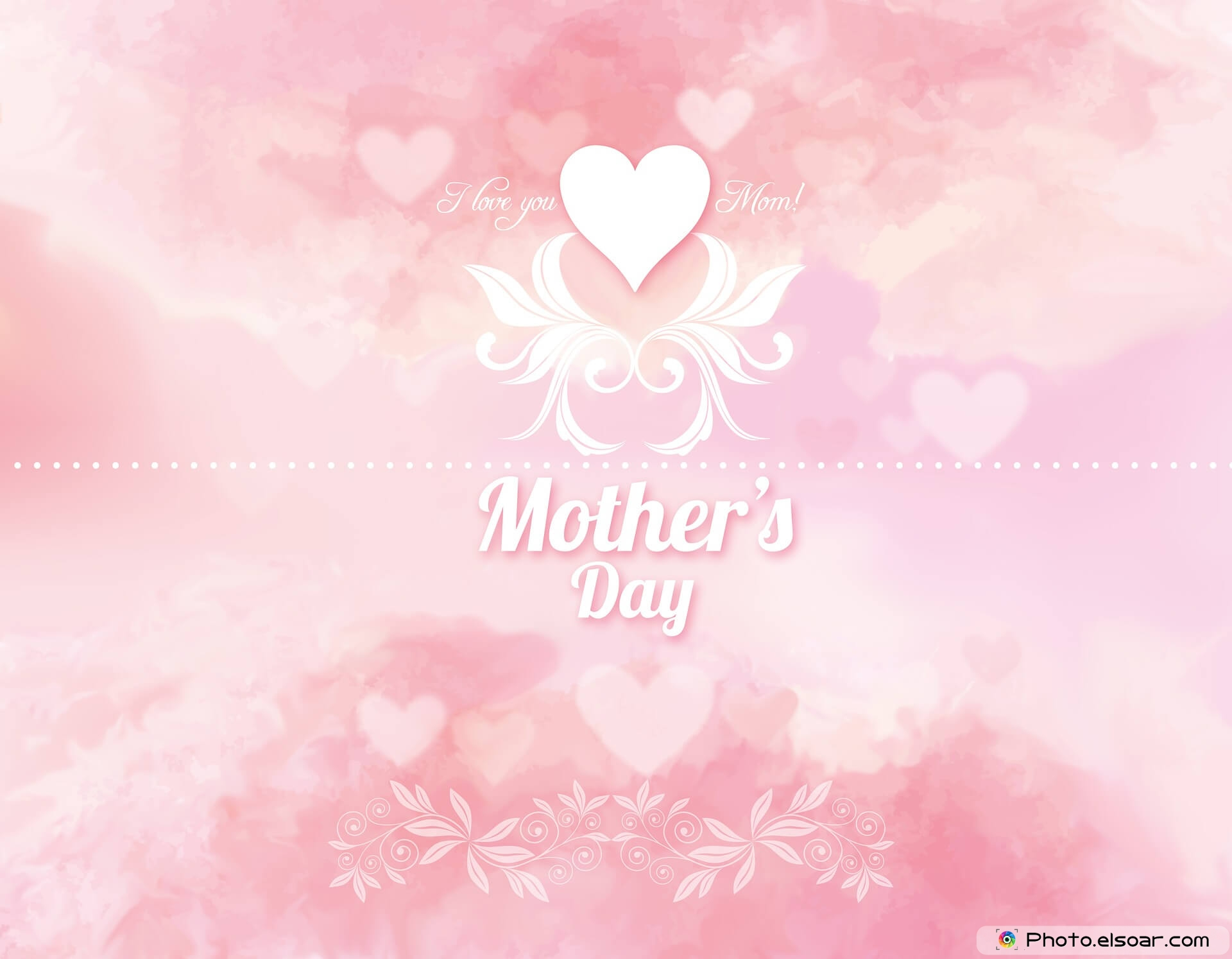 Happy Mother's Day,Mothers Day Free Greeting Card,Mothers Day 2017