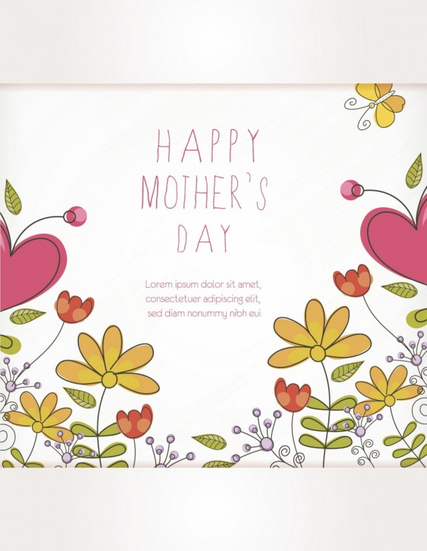 Mother's Day Card Free Download F