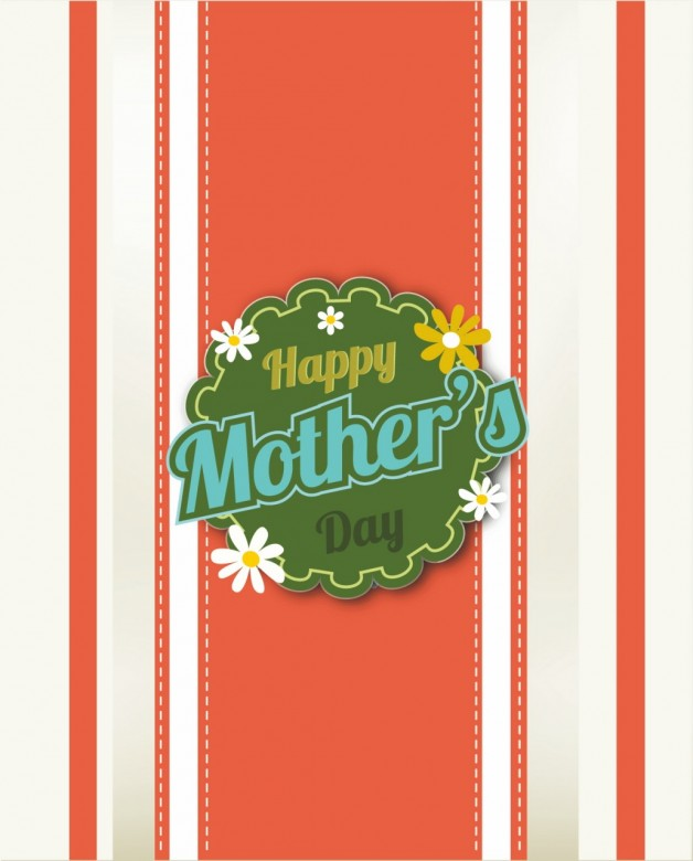 Mother's Day Card Free Download K