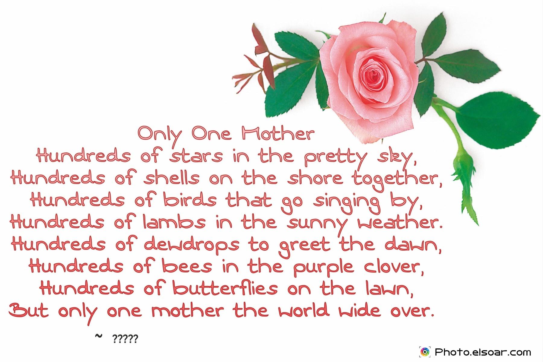 10 most expressive poems for mother u0027s day unique designs u2022 elsoar