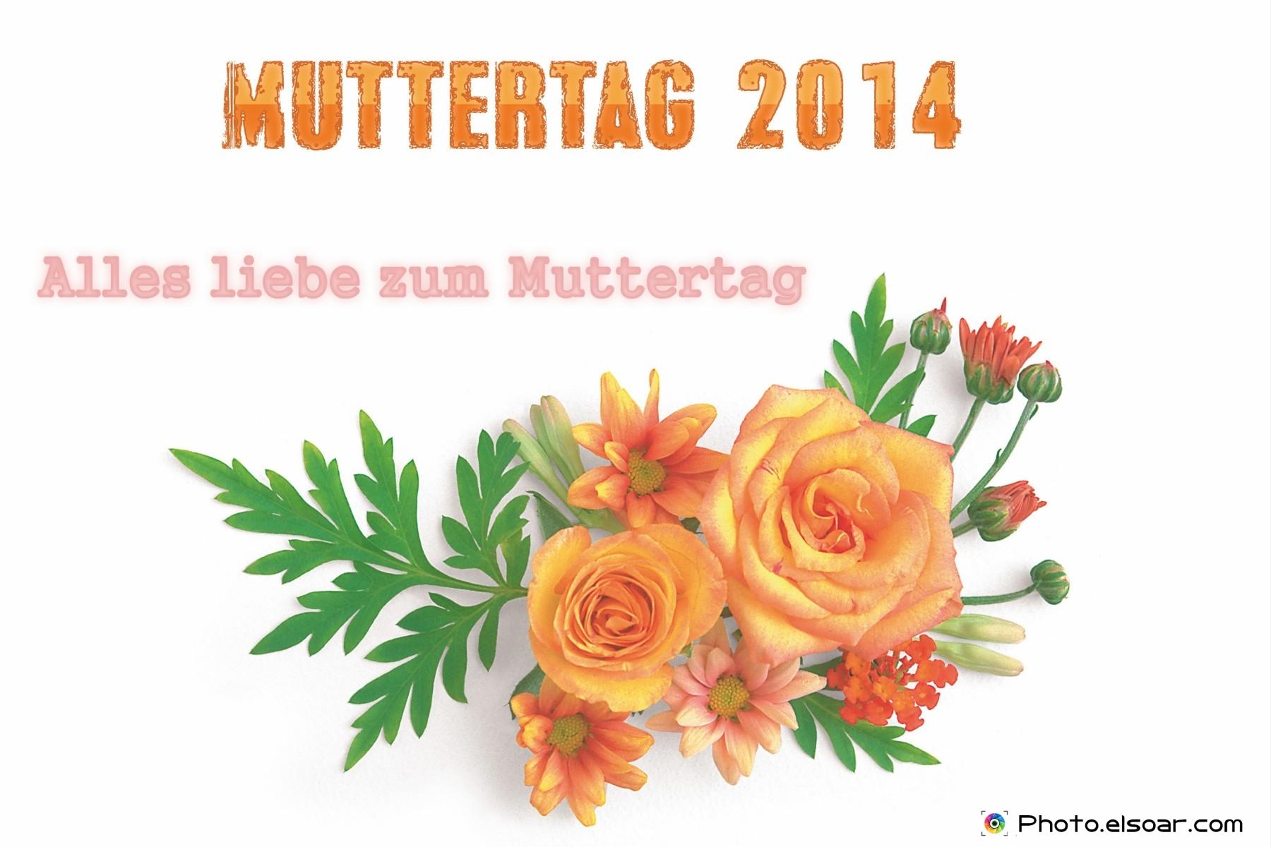 Muttertag 2014 alles liebe zum muttertag