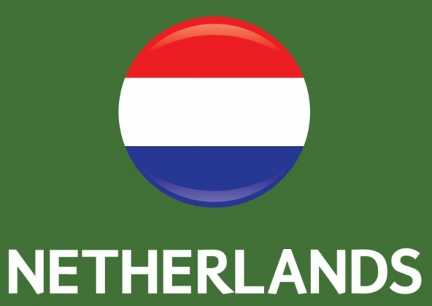 Netherlands Flag FIFA World Cup