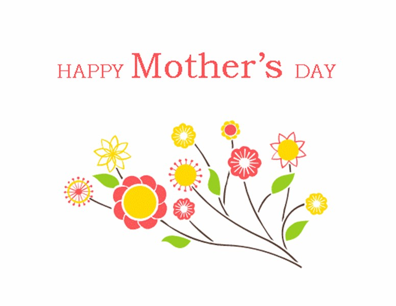 New  Free Mothers Day Printables Cards 2013  ELSOAR