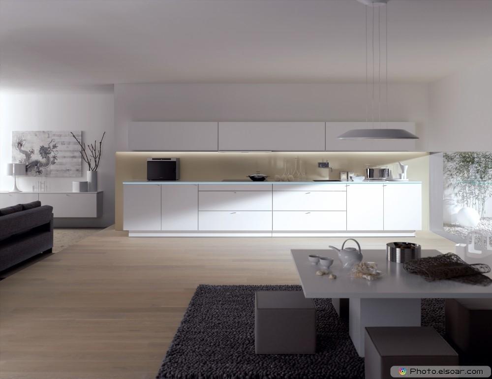 14 Designs: Upscale Kitchens In Images - ELSOAR