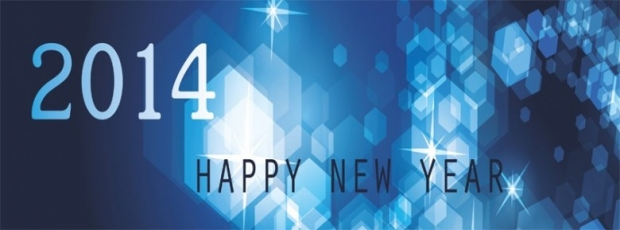 New Year 2014 Facebook Cover 3