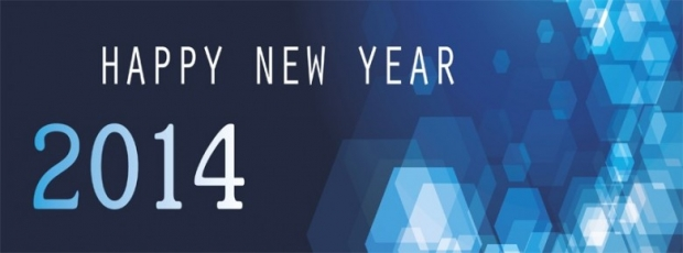 New Year 2014 Facebook Cover 4