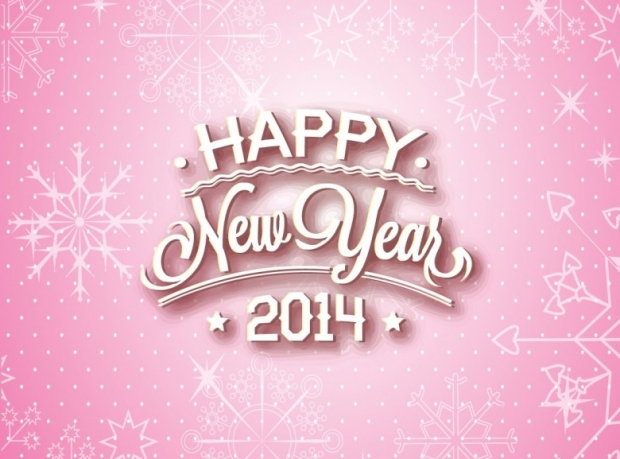 New Year 2014 Free Wallpaper + Background 6