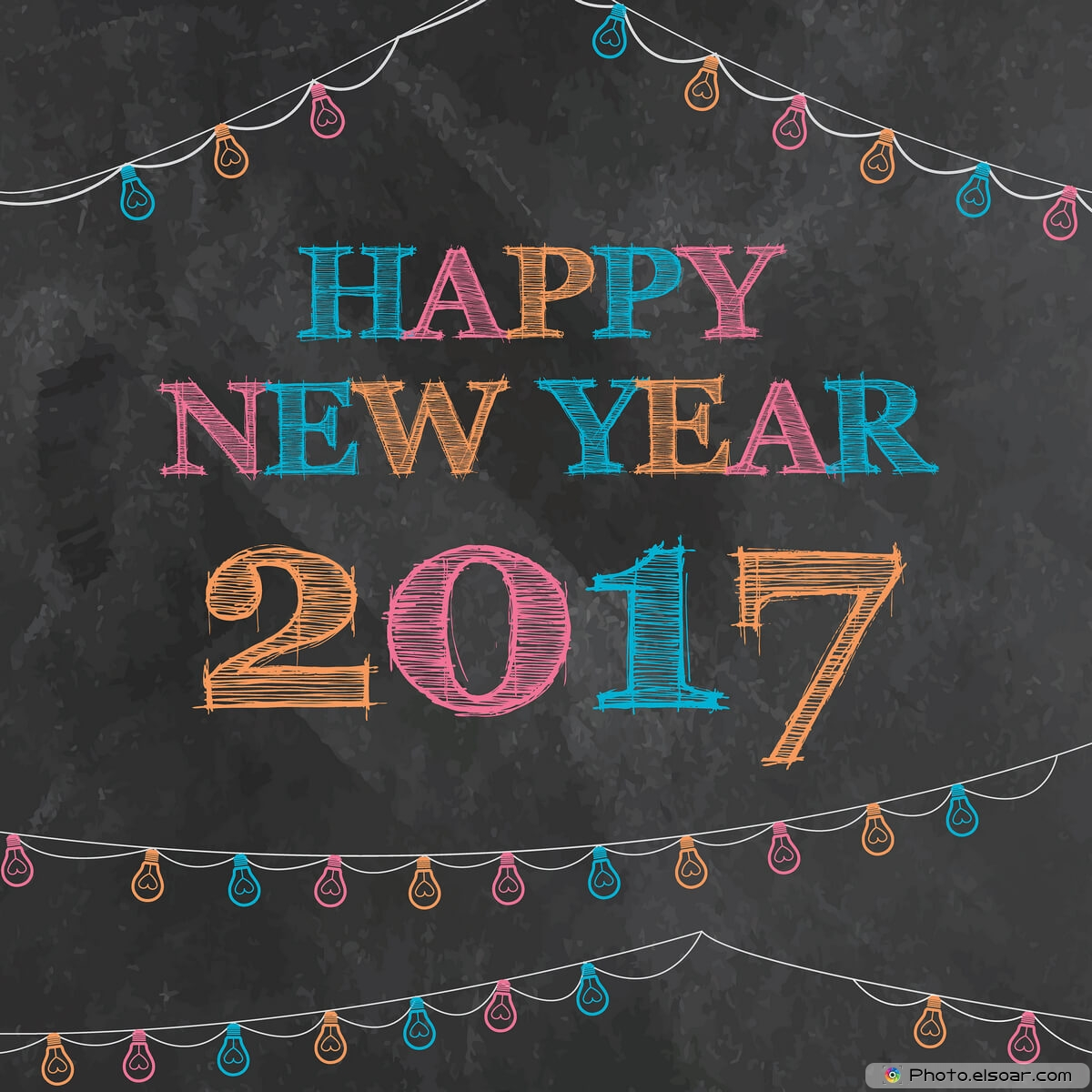 2017 Free Images,Wishes Image,New Year 2017,Happy New Year