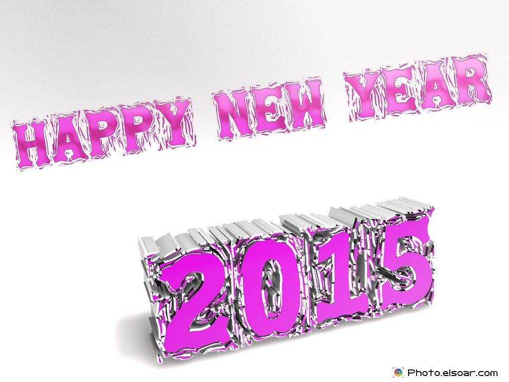 New Year 3d Wallpaper 2015