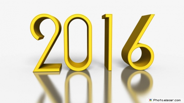 New Year Greetings Sms 3D Image 2016