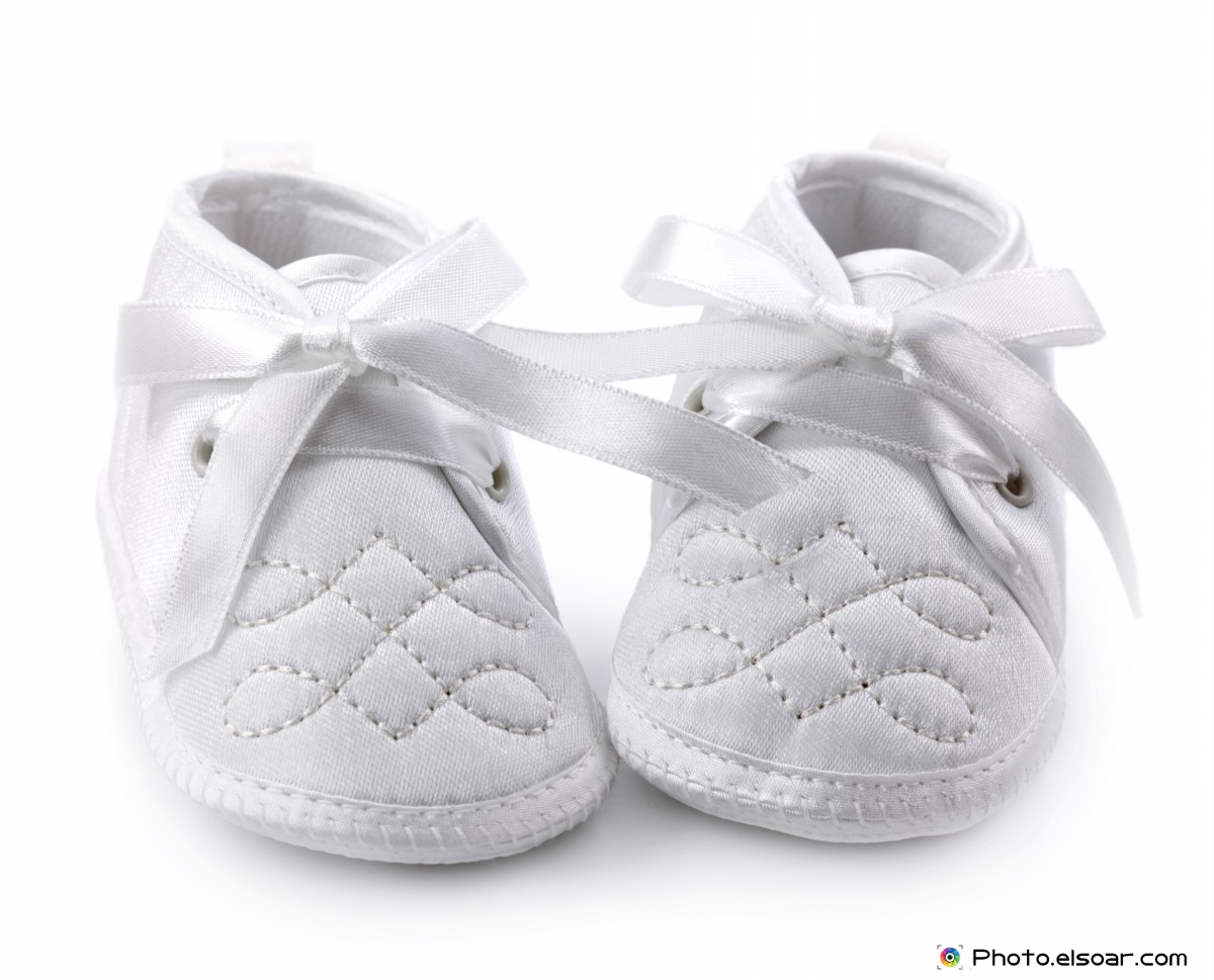 Three Newborn Baby Shoes, Boys & Girls • Elsoar