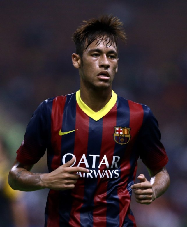 Neymar+Latest+Beautiful+Photos+Barcelona 10
