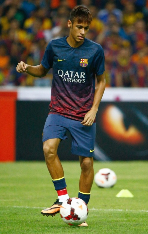 Neymar+Latest+Beautiful+Photos+Barcelona 11