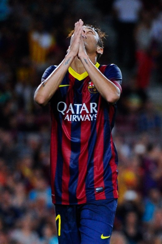 Neymar+Latest+Beautiful+Photos+Barcelona 22