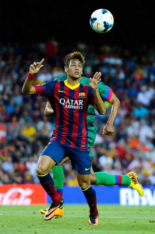 Neymar+Latest+Beautiful+Photos+Barcelona 4