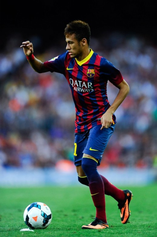 Neymar+Latest+Beautiful+Photos+Barcelona 5