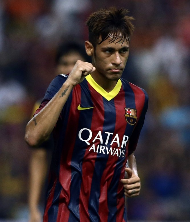 Neymar+Latest+Beautiful+Photos+Barcelona 9