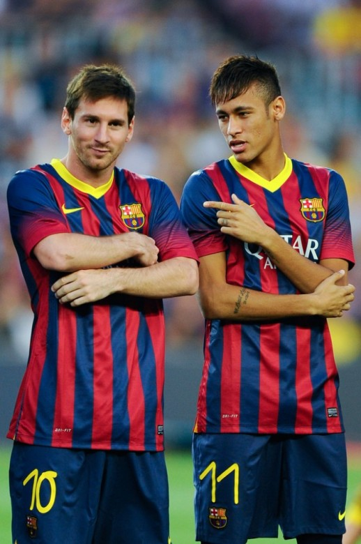 Neymar, Messi Photos, Barcelona