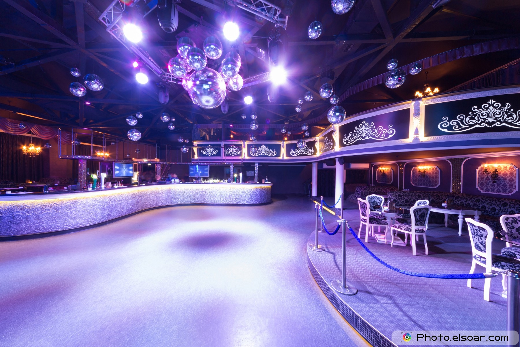 Nightclub Interior Design. 24 HQ Pictures with Good Ideas • Elsoar