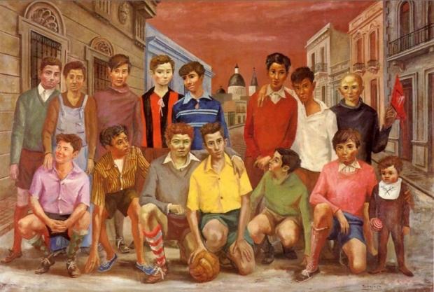Obras de Antonio Berni 8