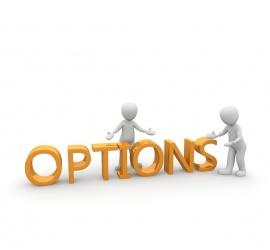 Options 3D Design Image