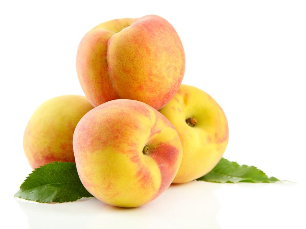每100克桃子可食部分所含营养元素成分表