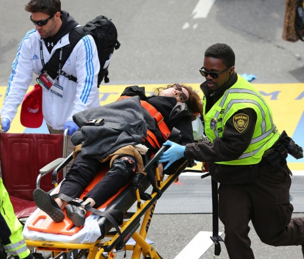 Photos, Boston Marathon Attack Injuries 7