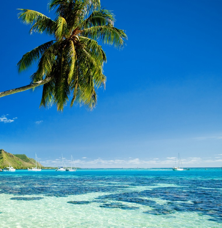 Pictures of Tropical Beaches & Islands 10