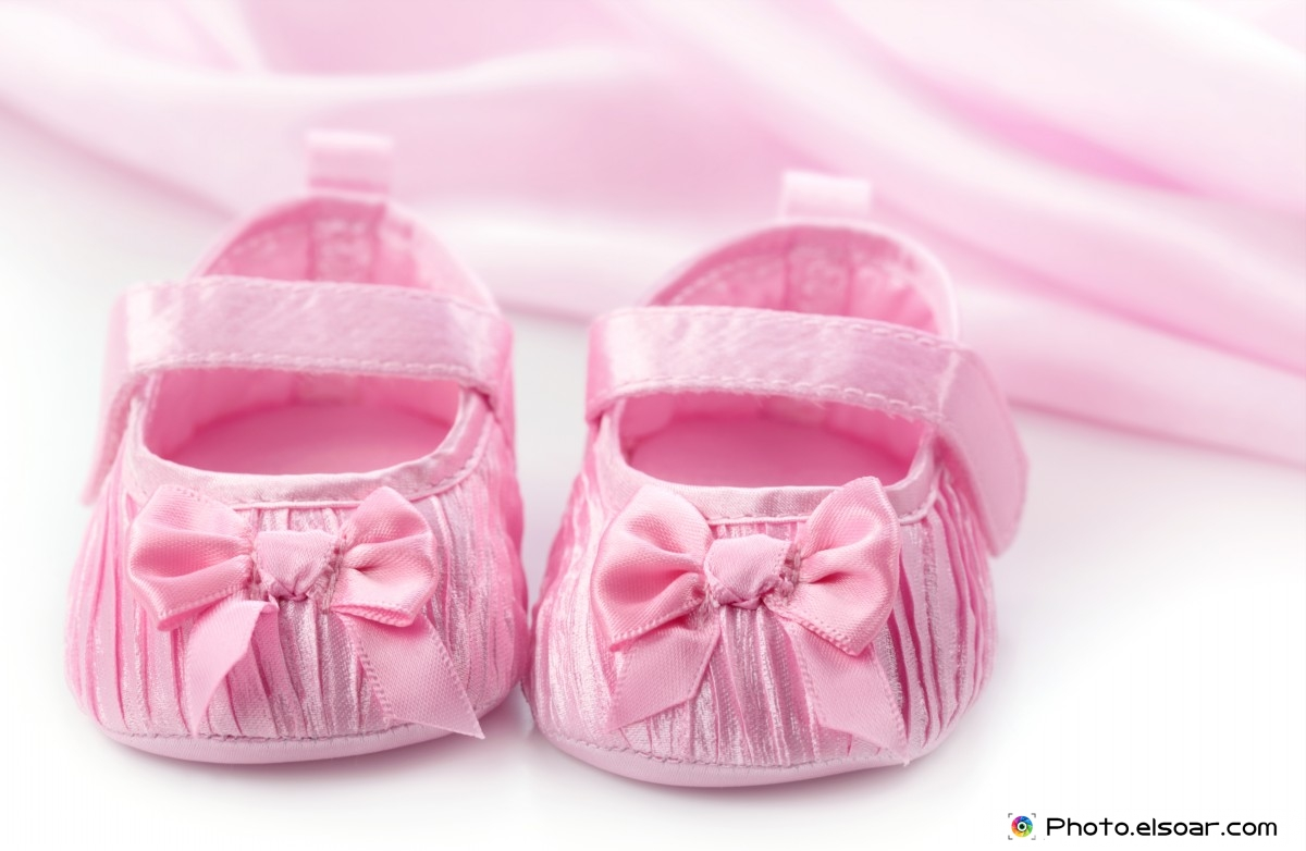 Three Newborn Baby Shoes, Boys & Girls