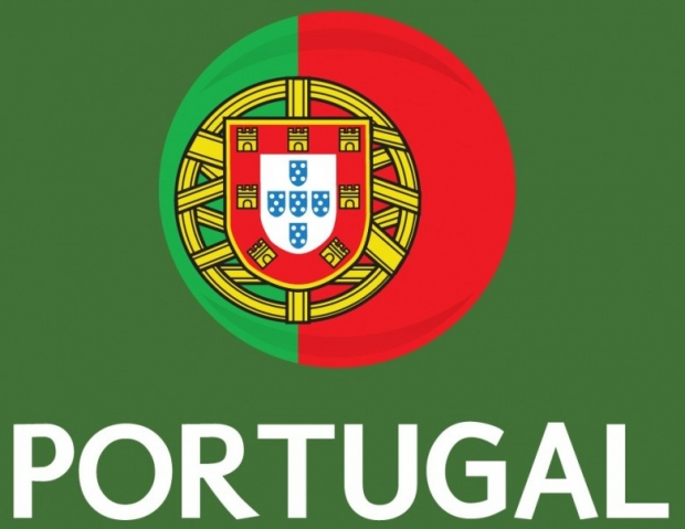 Portugal Flag FIFA World Cup