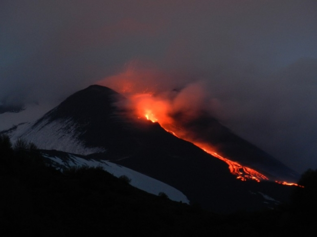 Power of Volcanoes 1