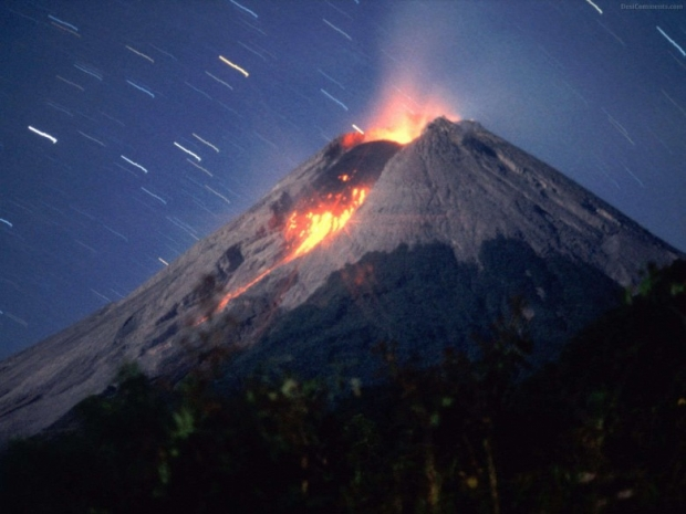 Power of Volcanoes 12