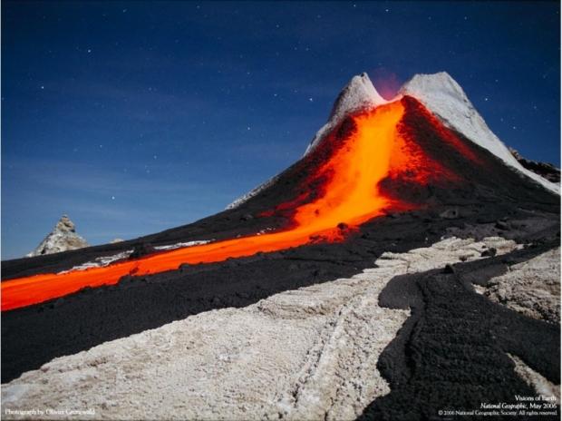 Power of Volcanoes 19
