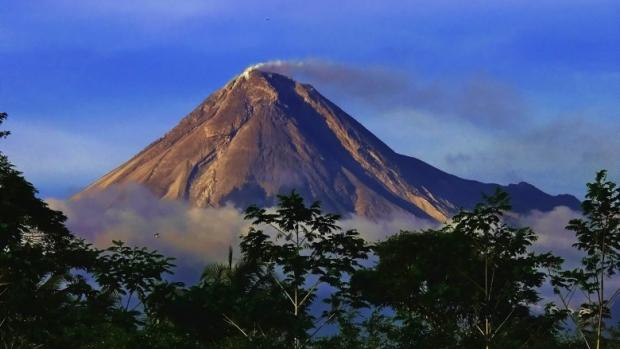 Power of Volcanoes 23