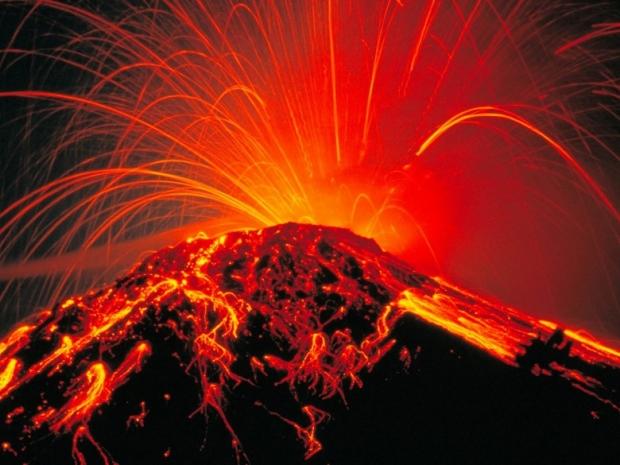 Power of Volcanoes 29