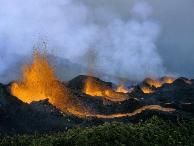 Power of Volcanoes 6