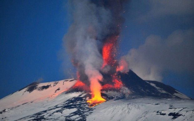 Power of Volcanoes