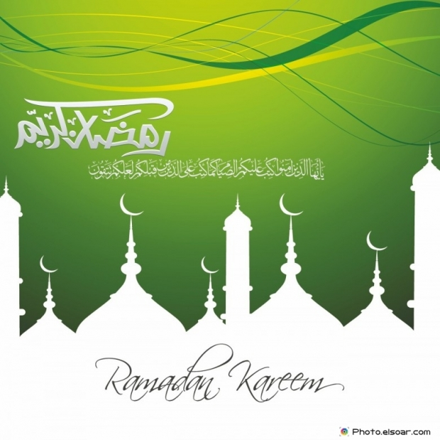 Ramadan Image with mosque Islamic wallpaper