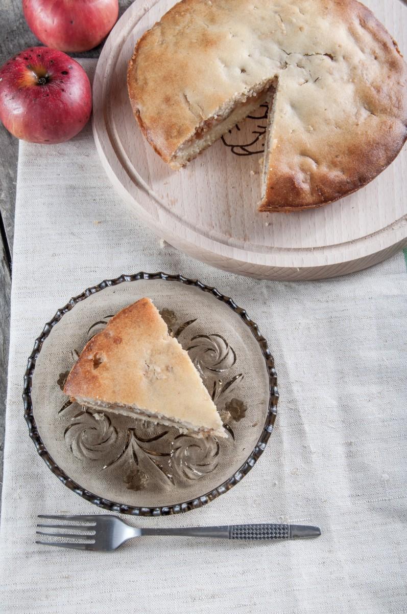 Scrumptious Homemade Apple Pie • Elsoar