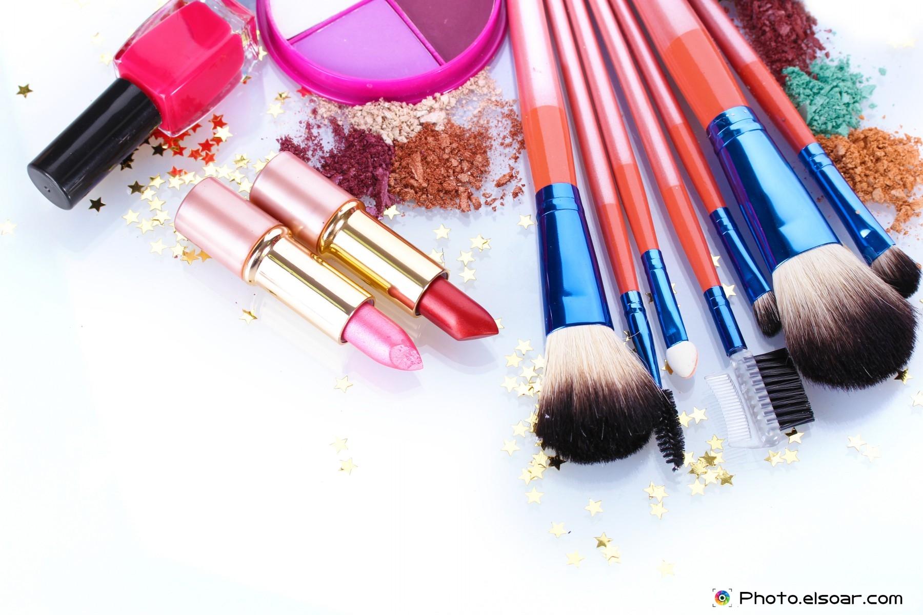 Makeup Cosmetics Wallpaper