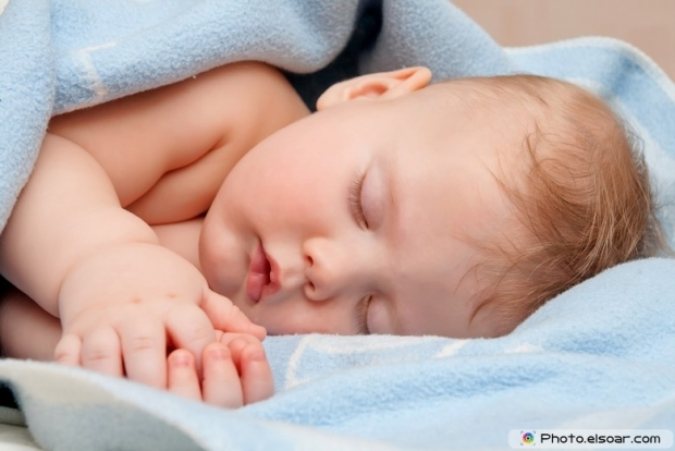 Sleeping baby hd pictures